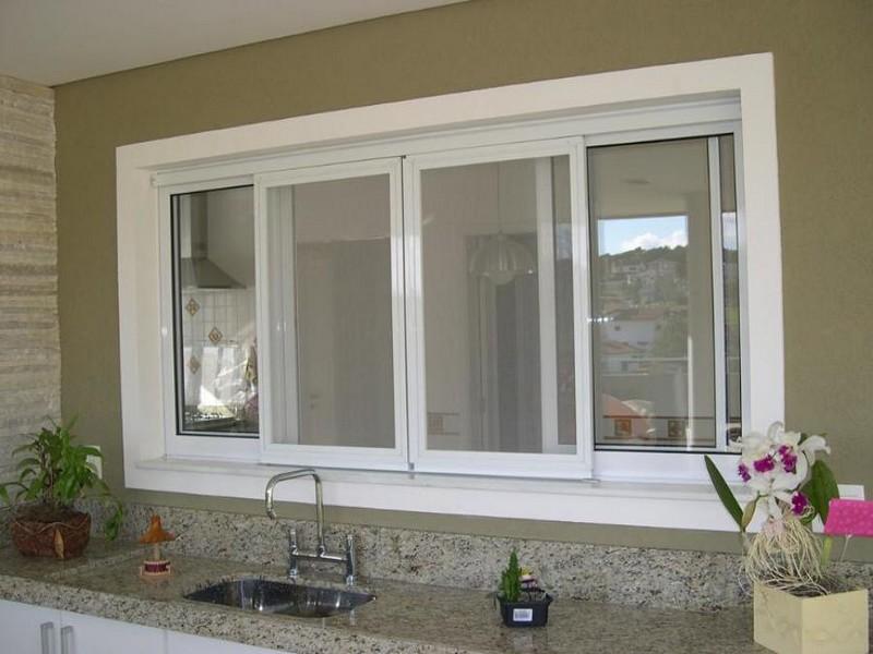 Portas e janelas blindex